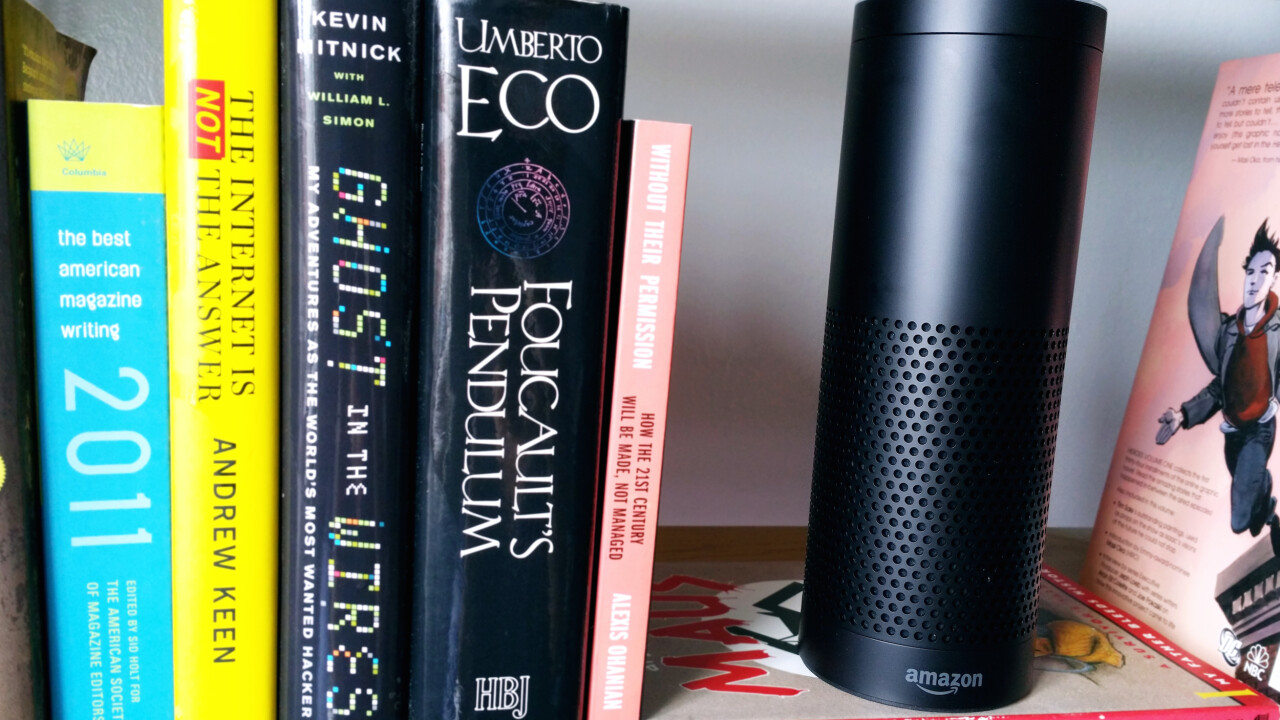 Amazon Echo review: Alexa's a great listener, but is awful at search