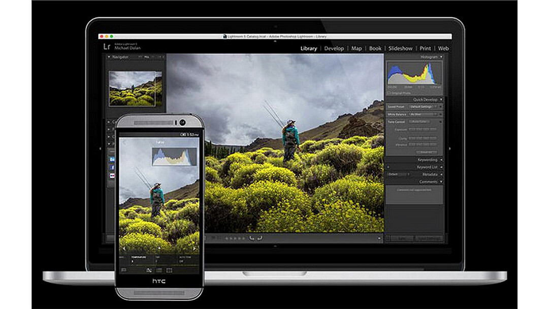 Adobe's Lightroom for Android update brings faster, more streamlined image editing