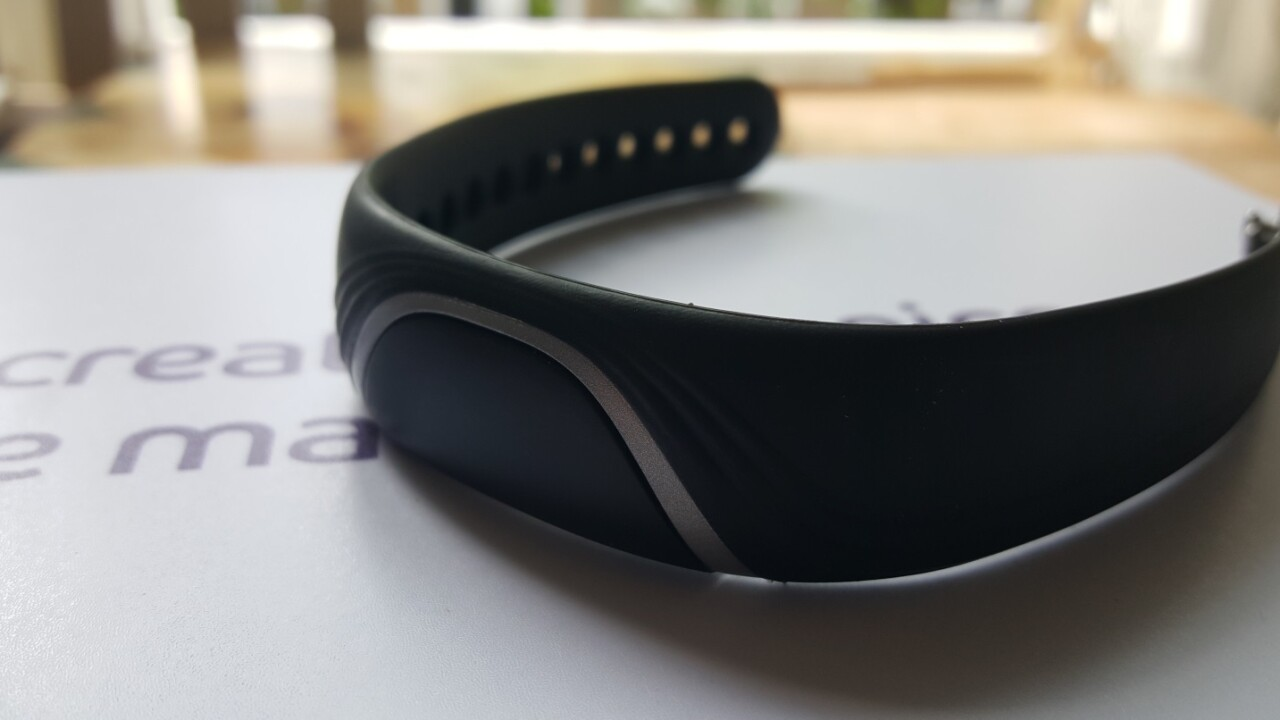 Barclays bPay band: Convenient contactless payments, if you've got the wrist space