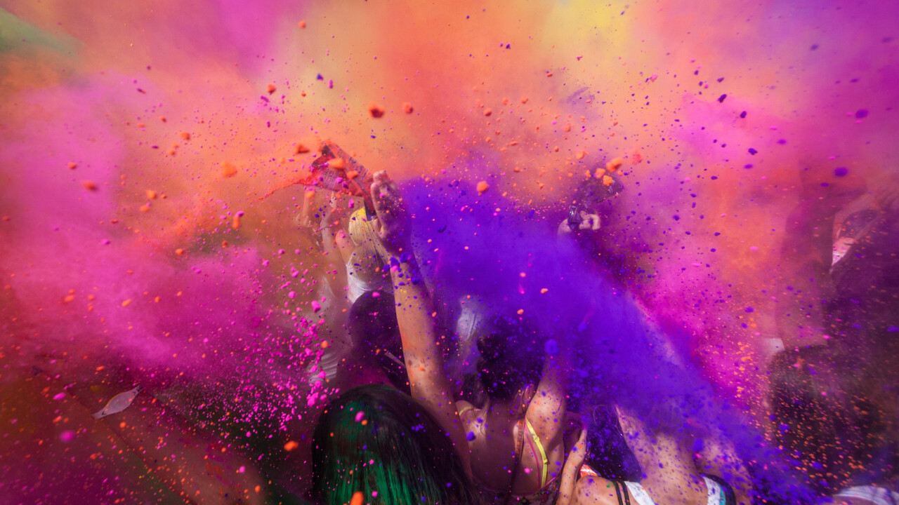 The emotional power of color