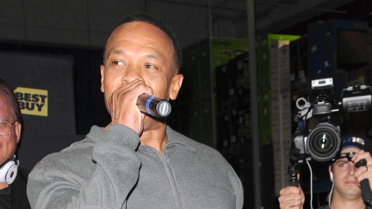 Dr. Dre's new Beats 1 radio show 'The Pharmacy' debuts tomorrow