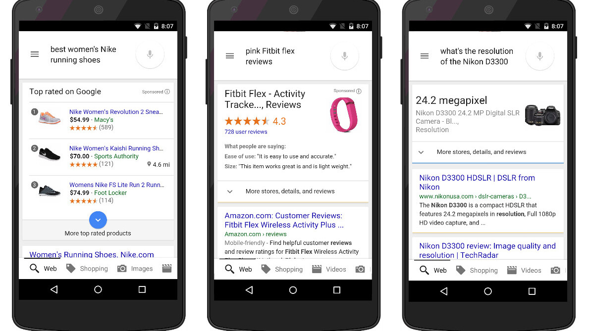 Google is testing a 'Purchase on Google' feature to let you buy directly from mobile ads