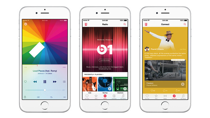 TNW's Apps of the Year: Hate all you want, I love Apple Music