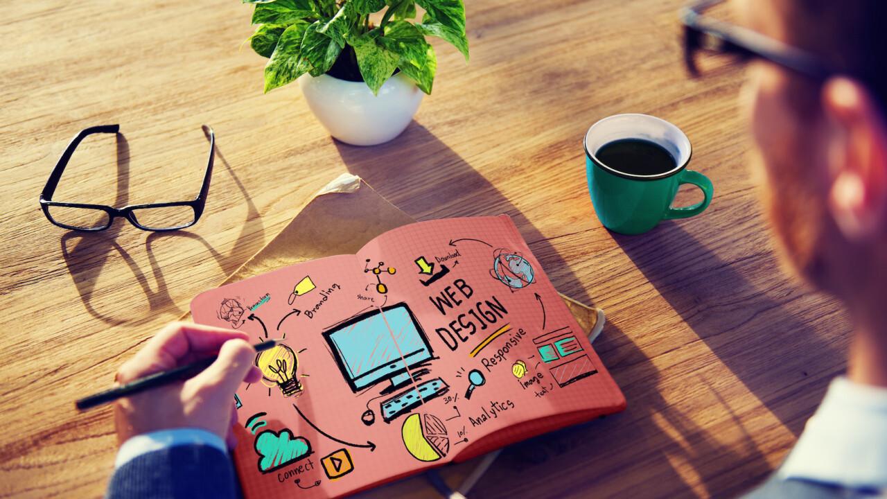 6 web design trends taking over the Internet