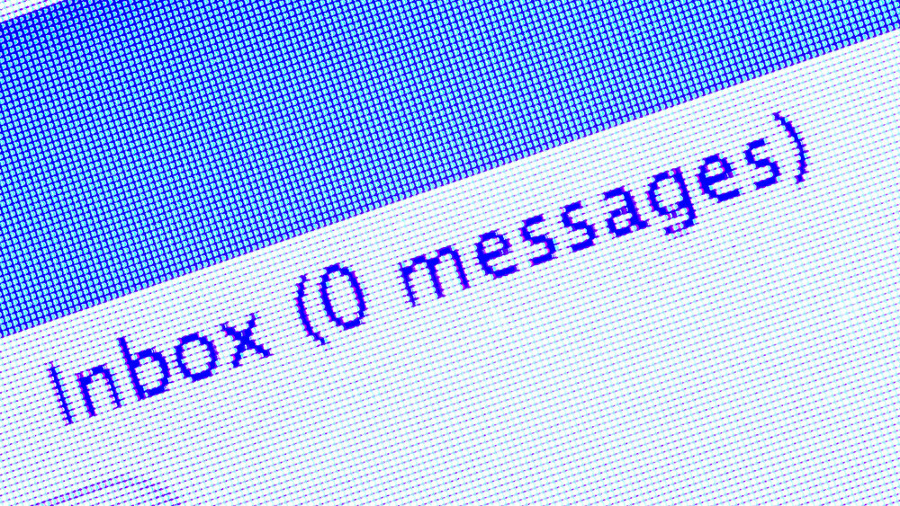 Forget 'Inbox Zero': Your empty email account means nothing