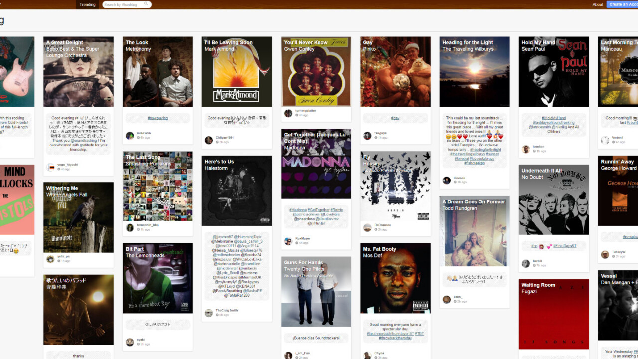 Rhapsody's 'Instagram-like' music sharing service SoundTracking is closing tomorrow