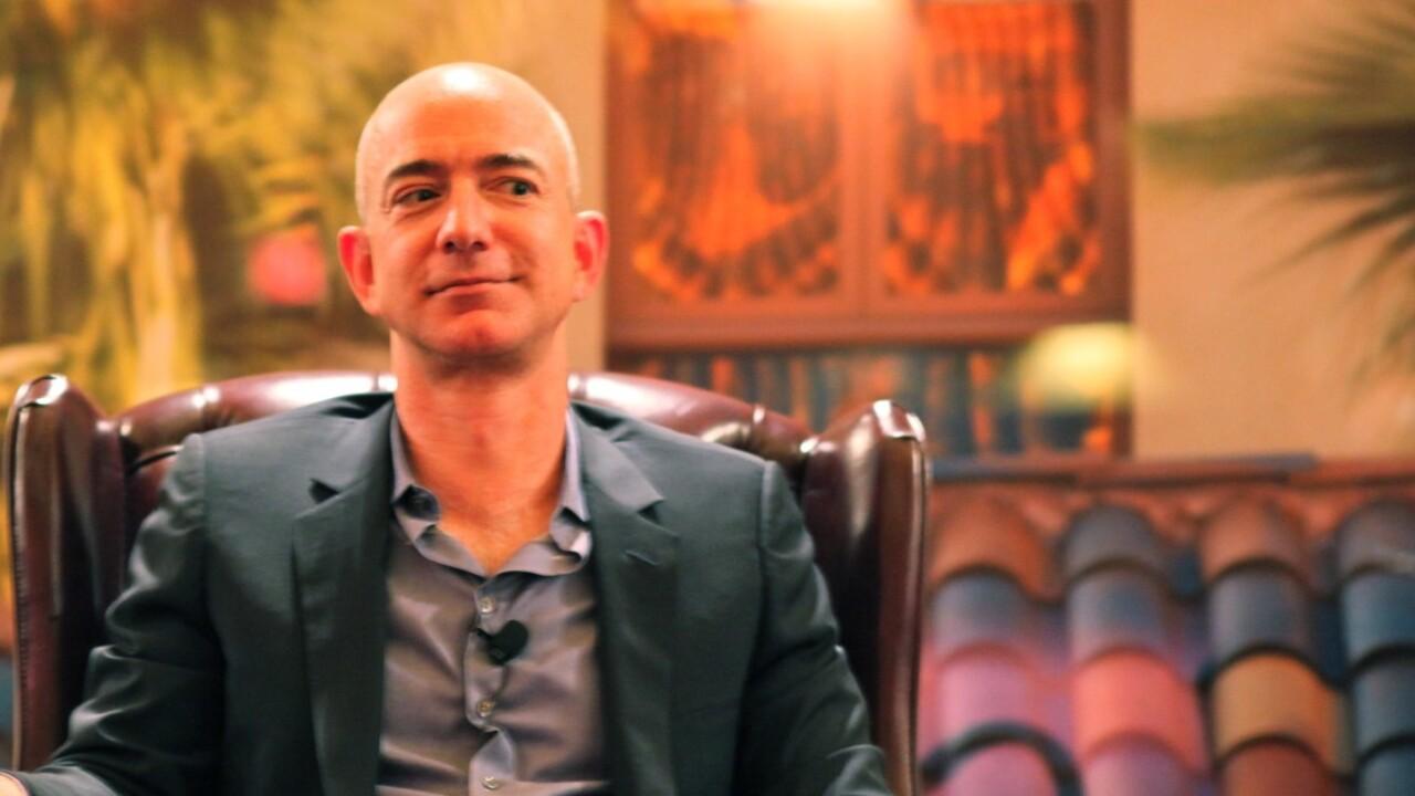 Jeff Bezos responds to attack on Amazon's employment practices