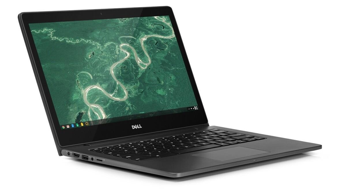 Dell's new Chromebook 13 hits the 'Google for Work' program