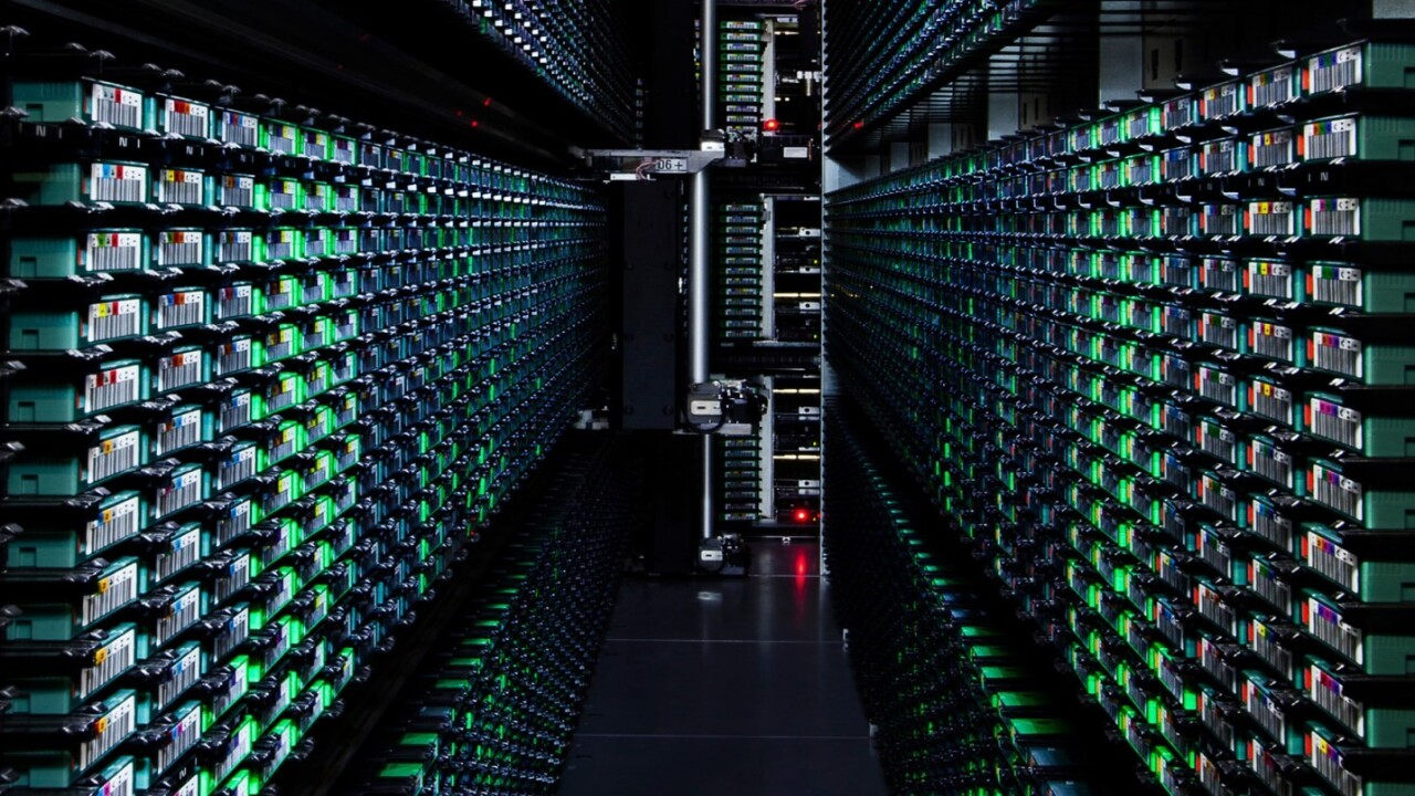 Google lost 0.000001% of users' data when lightning struck a nearby power grid
