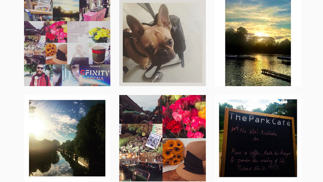 Instagram is losing its identity by introducing new photo formats