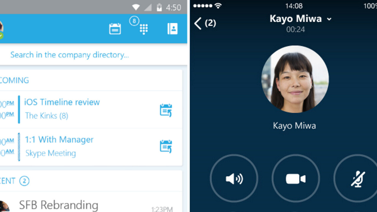 Skype for Business graduates out of preview, but not on Android