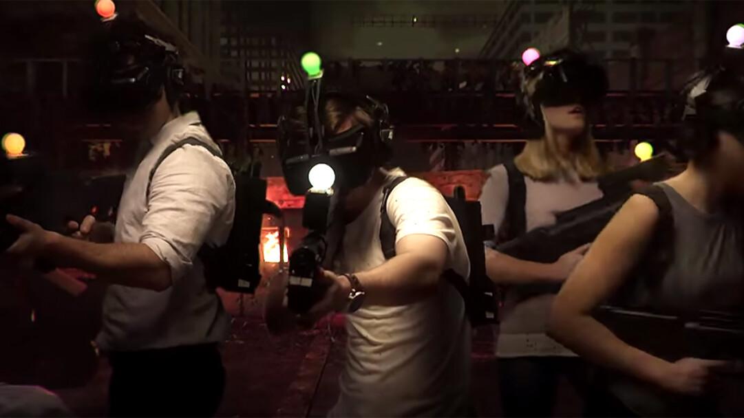 Huge virtual reality entertainment center debuts in Australia