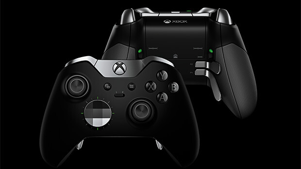 The new Xbox One Elite comes with a 1TB SSHD and Elite controller