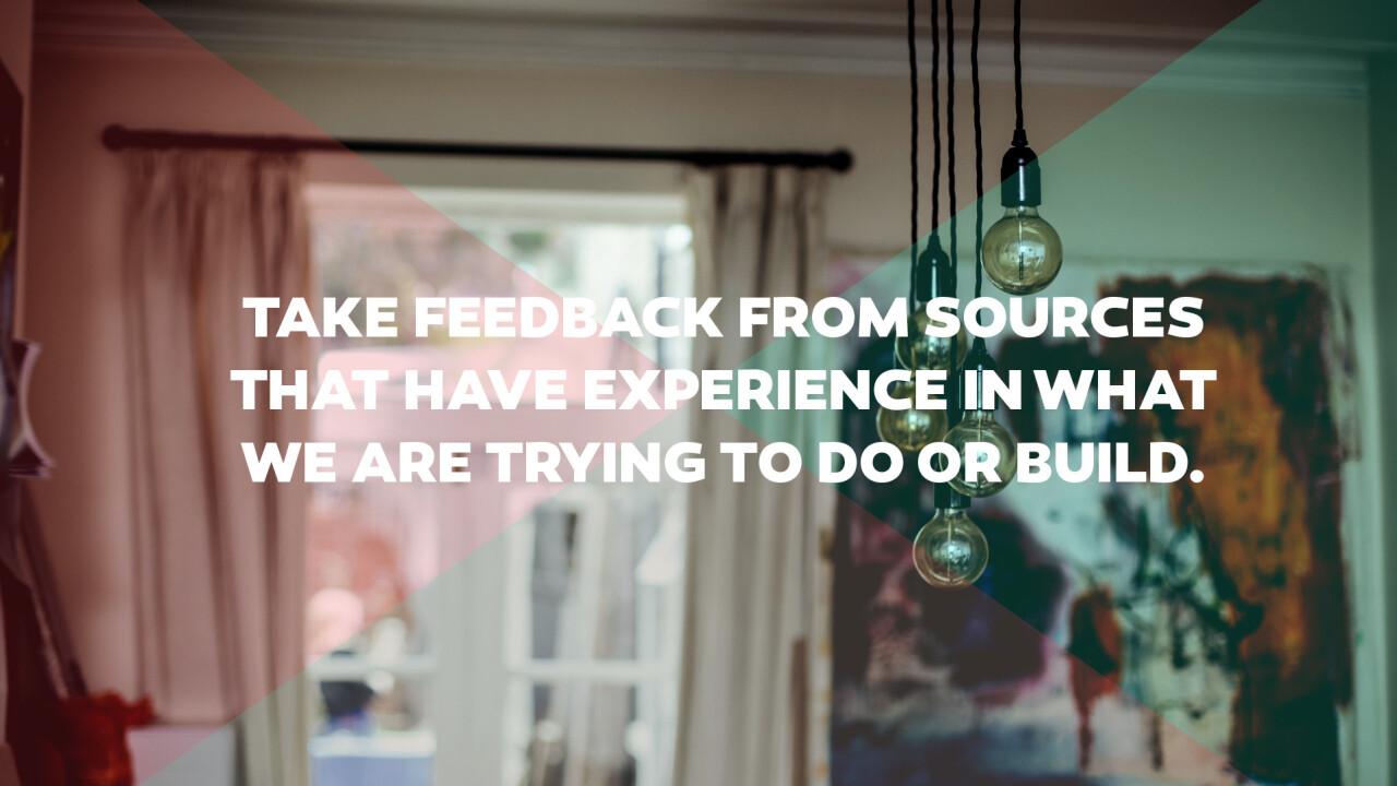 When feedback becomes dangerous