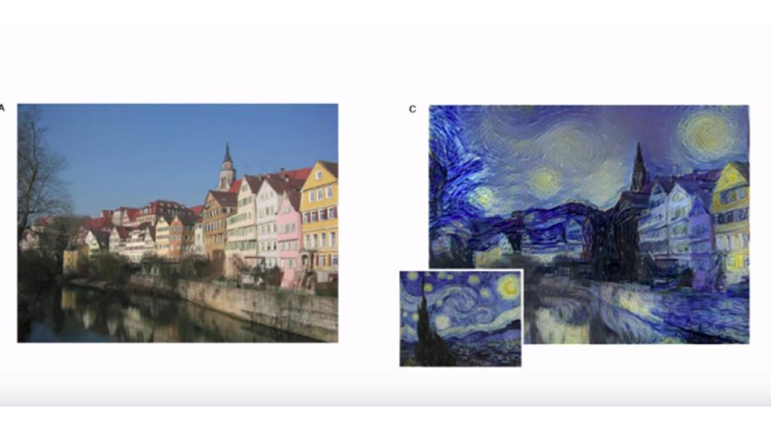 Machine or Picasso? This algorithm can transform photos into fine art