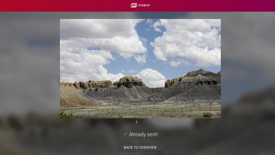 Pixbuf public beta adds analytics to its social photo sharing service