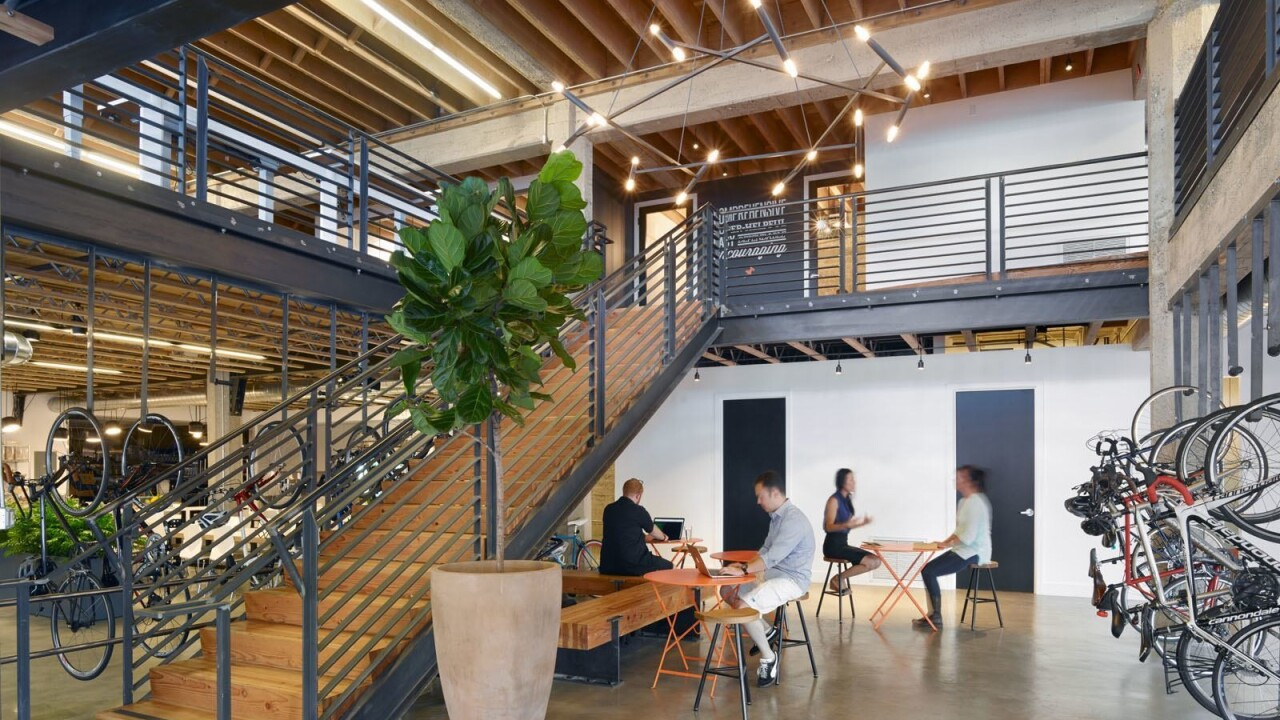 Officelovin': Tech startup offices are the new hiring tools