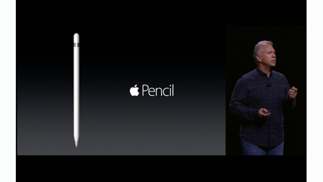 Apple 'blew it' — The Apple Pencil (stylus) is here