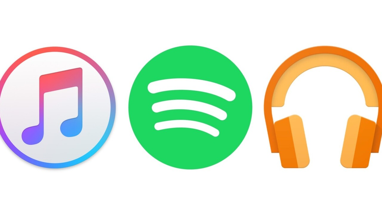 Why I'm going to pay for Apple Music, Spotify AND Google Play Music