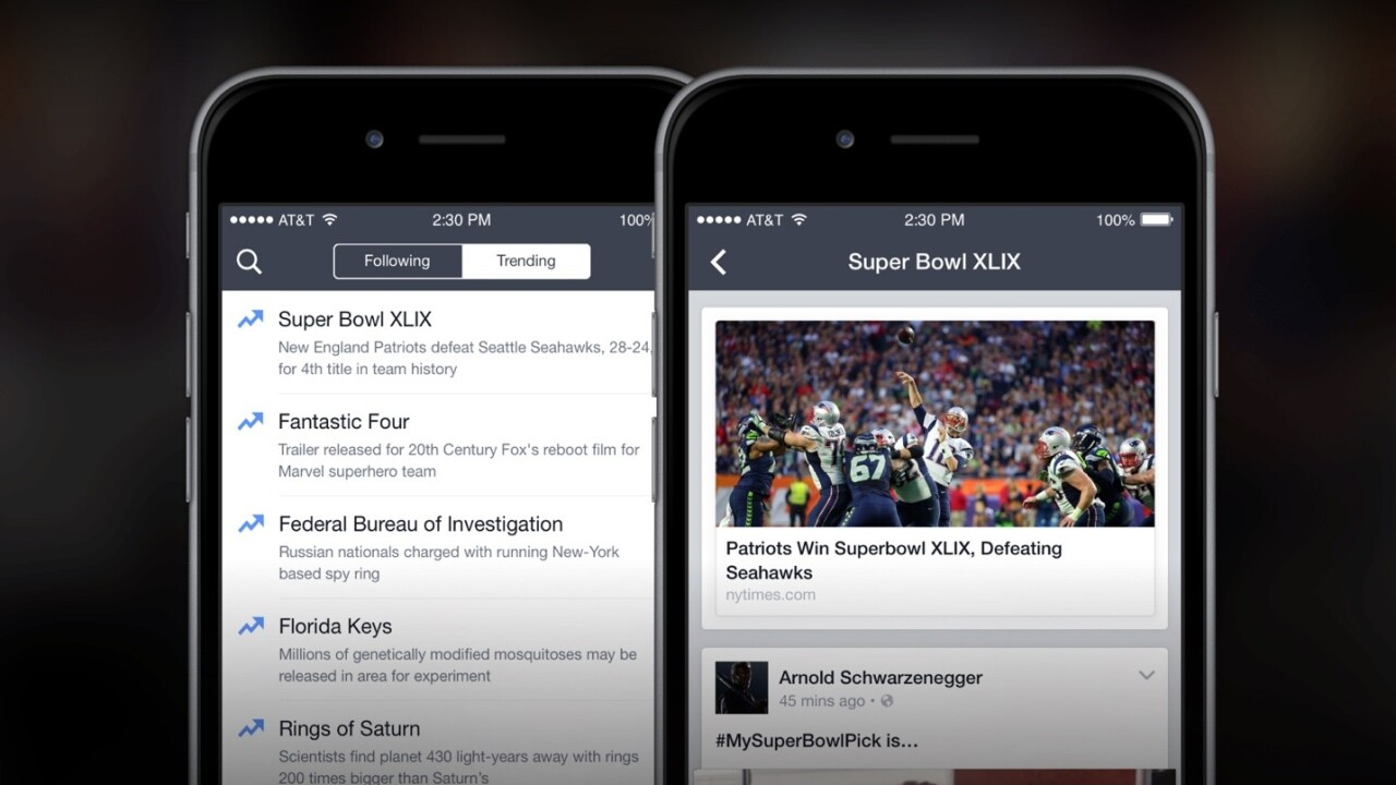 Facebook has built a parallel universe for journalists… and it's just like Twitter