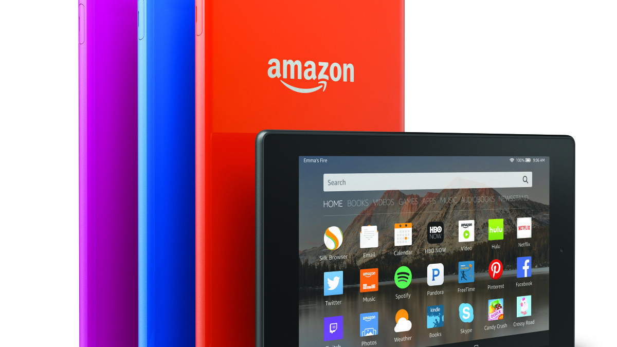 Fire HD 8 and Fire HD 10 are worthy…if you play in Amazon's