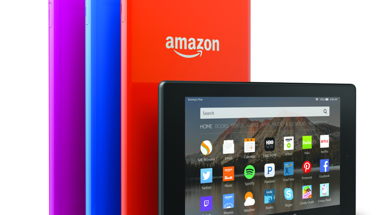 Fire HD 8 and Fire HD 10 are worthy…if you play in Amazon's sandbox