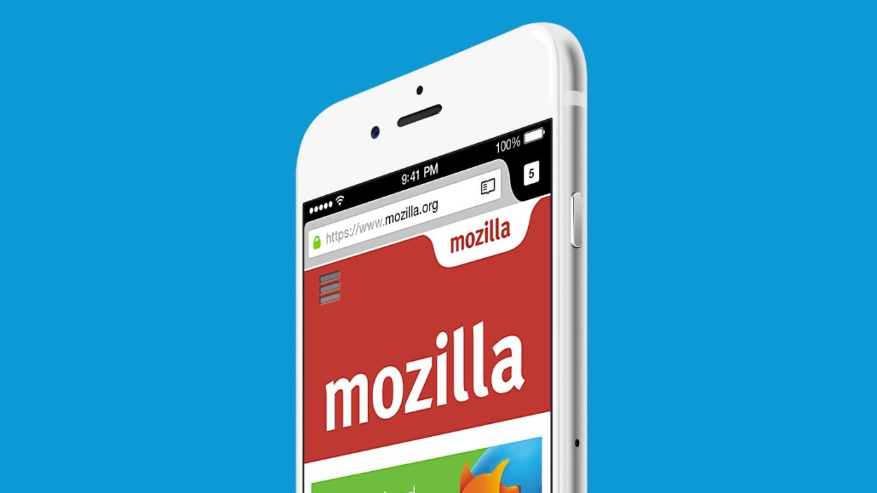 Firefox for iOS is now available worldwide