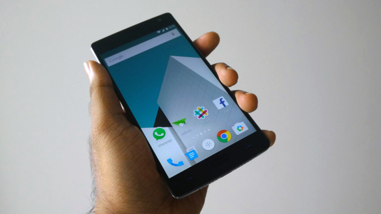 OnePlus2's cheaper 16GB model pulled from US and EU stores