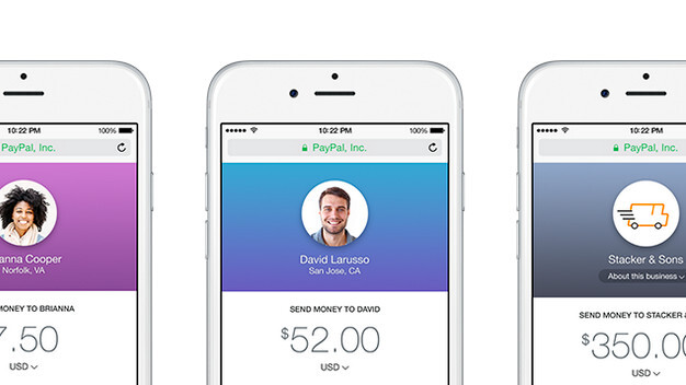 PayPal has just launched a peer-to-peer payments service