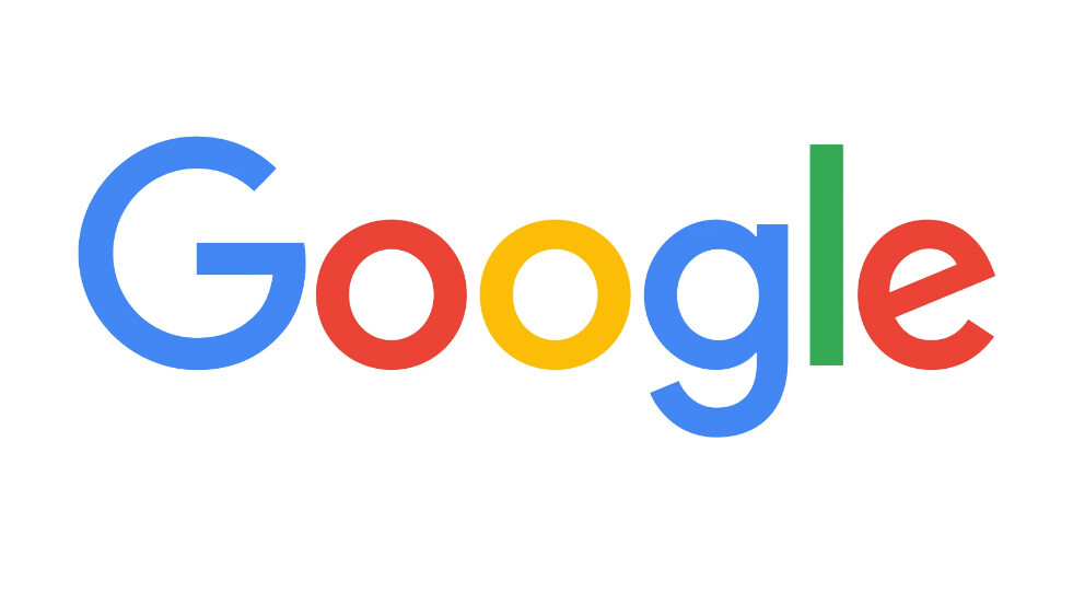 Google created an entirely new typeface (Product Sans) for its snappy logo redesign