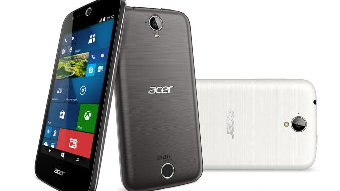 Here are the 6 new phones Acer forgot to announce at IFA