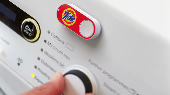 Amazon makes its Dash buttons virtually free and adds 11 more brands