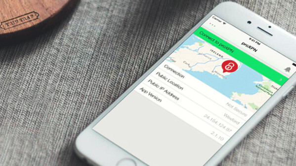 Foil hackers and access geo-locked content: 89% Off proXPN VPN premium lifetime subscription
