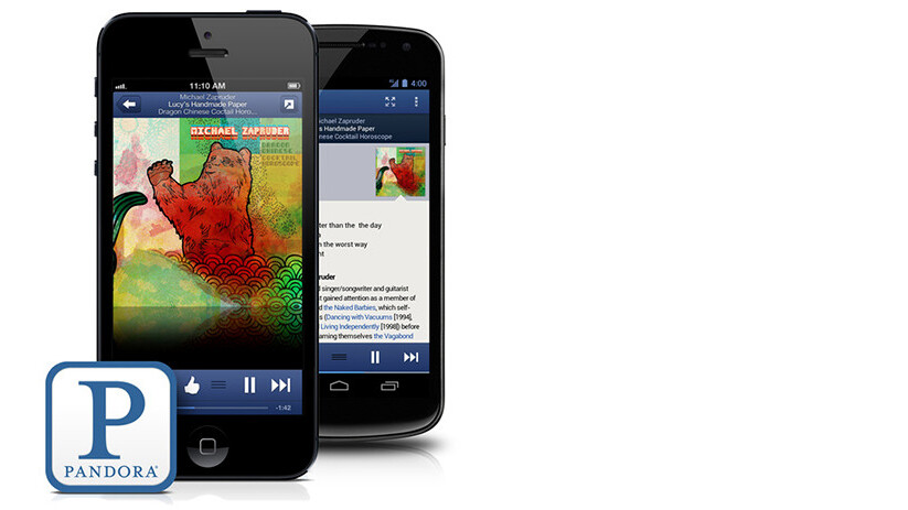 Enjoy ad-free personalized radio with Pandora One — 6-month subscriptions with 20% off