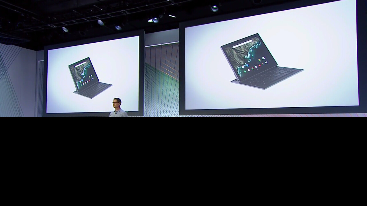 Google announces Pixel C convertible Android tablet to take on iPad Pro and Surface