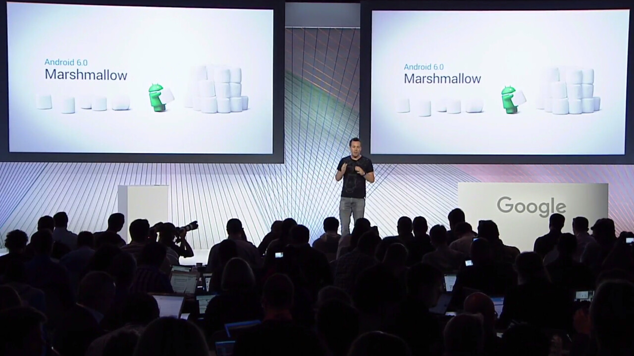 Android Marshmallow will officially roll out next week