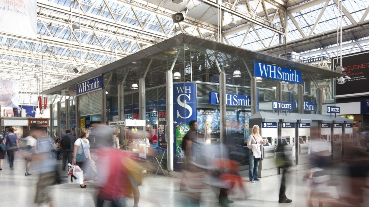 British retailer WHSmith accidentally emailed hundreds of personal customer details to users