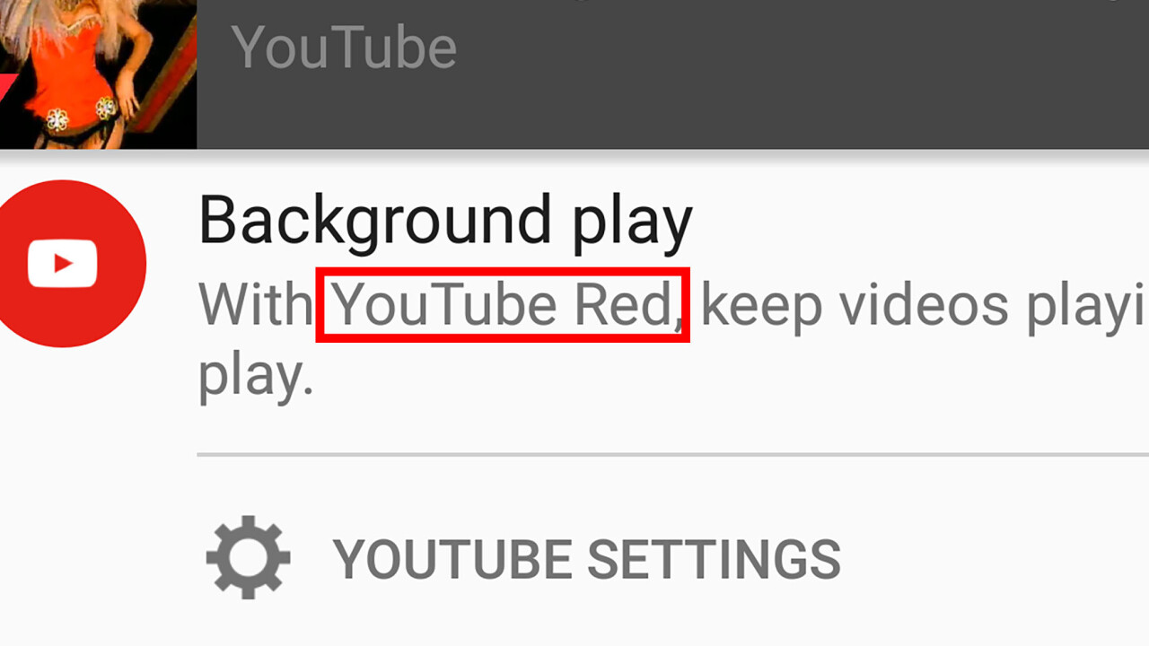 Google may soon launch a service called 'YouTube Red,' but what is it?