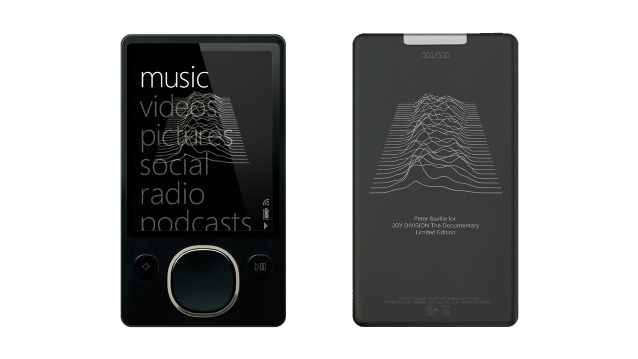 Microsoft is shuttering its Zune music service in November