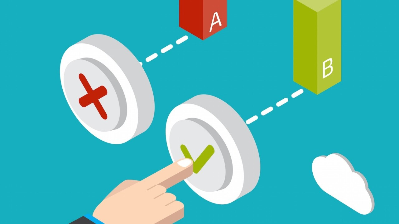 How to A/B test your email