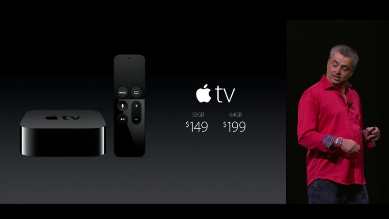 Apple TV now being seeded to lottery-winning developers