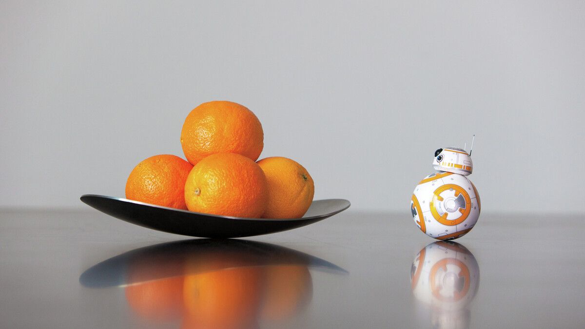 Sphero's BB-8 is the ultimate Star Wars droid
