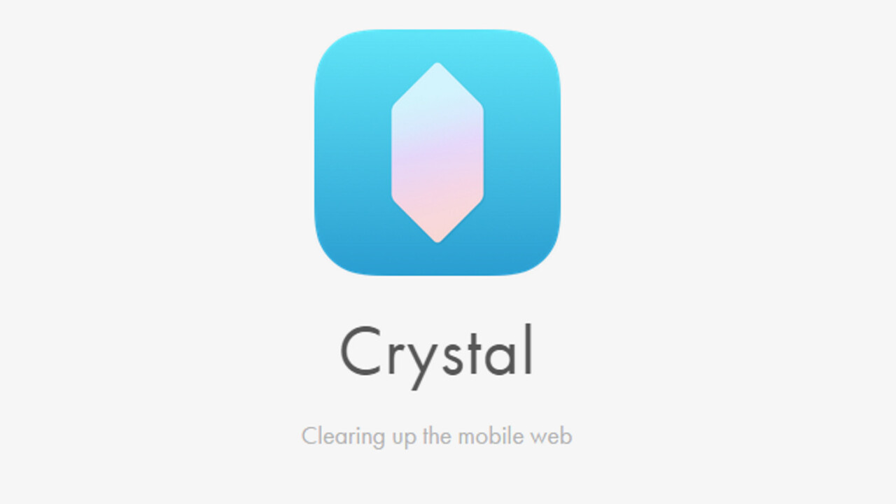 Crystal will let advertisers jump its adblocker for a price: Good business or short-sighted?