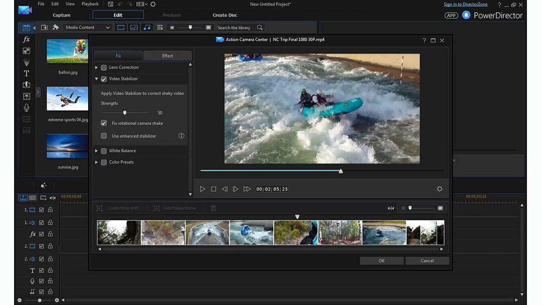 CyberLink updates its Director suite of multimedia consumer apps for Windows