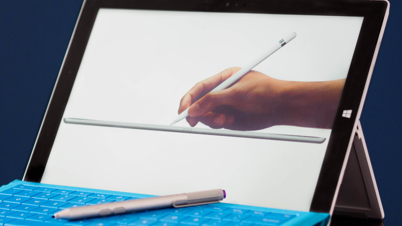 Apple's iPad Pro proves Microsoft was always right about the Surface