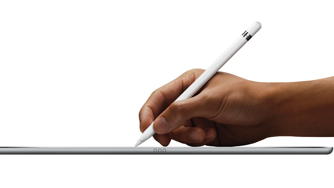The iPad Pro doesn't seem to be an Apple 'Pro' device as we know it