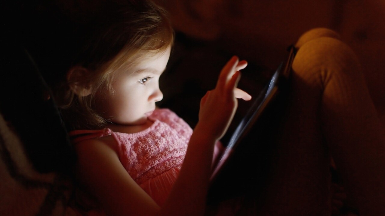 Tykes and tablets: Is too much screen time damaging your child's brain?