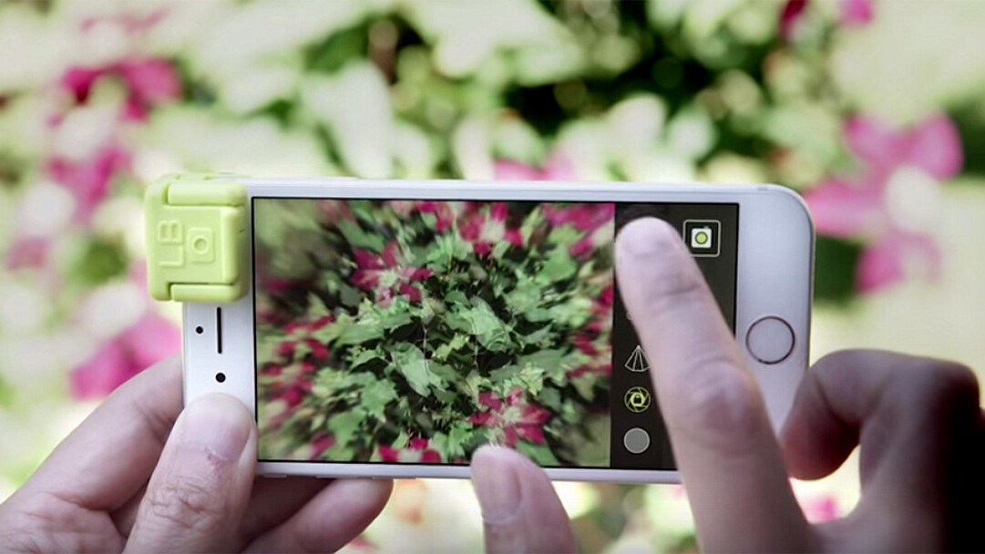 Review: Lensbaby Creative Mobile Kit indulges your visual fantasies