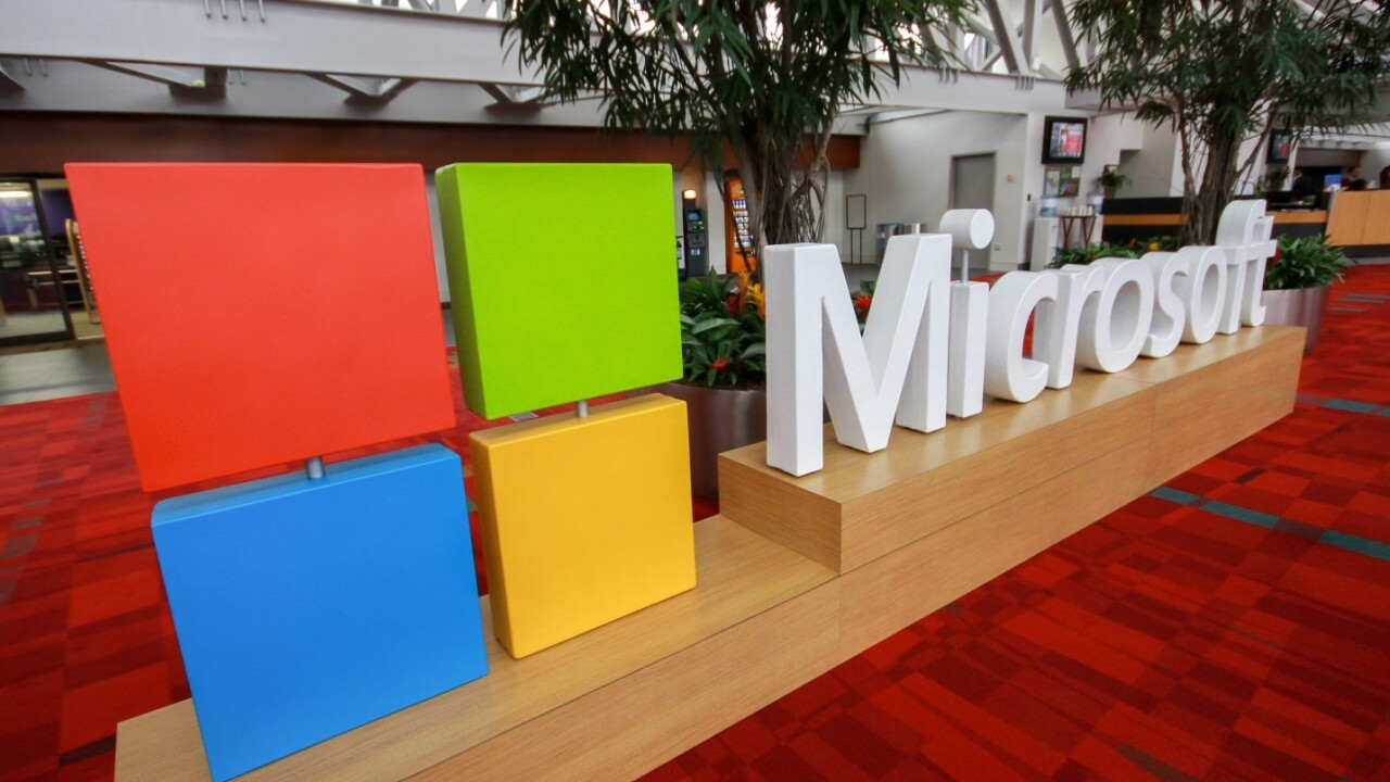 Microsoft has launched a dedicated philanthropic organization