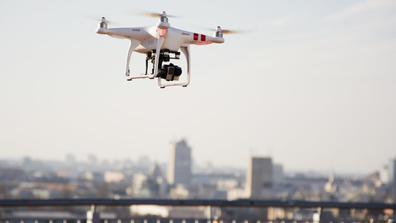 Check out this 'death ray' that shoots drones out of the sky
